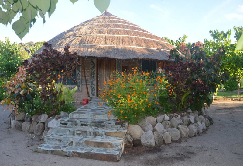 Bio Camp Bungalow
