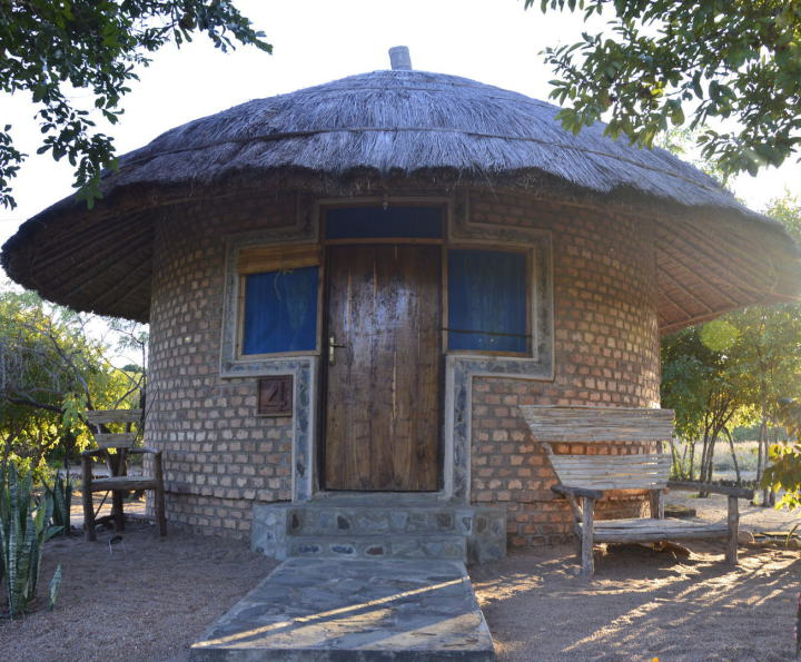 Bio Camp Single Bungalow