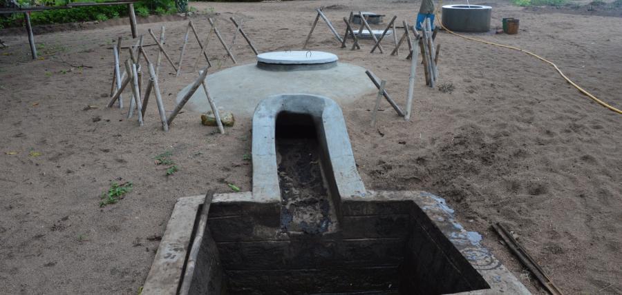 Bio Camp Biogasanlage