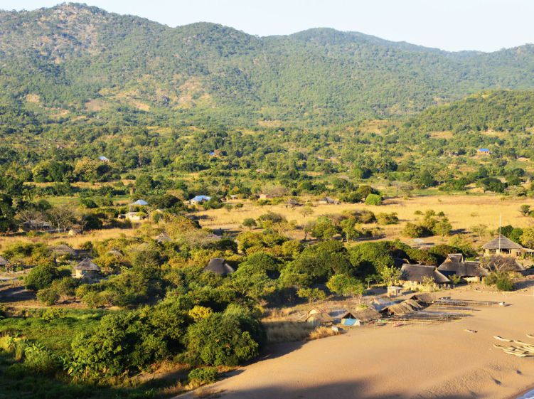 Bio Camp Solaranlage