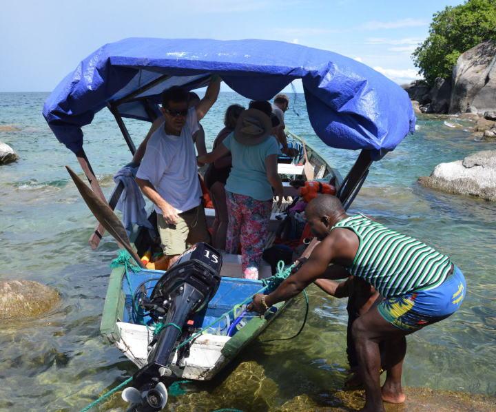 Bio Camp Aktivitäten